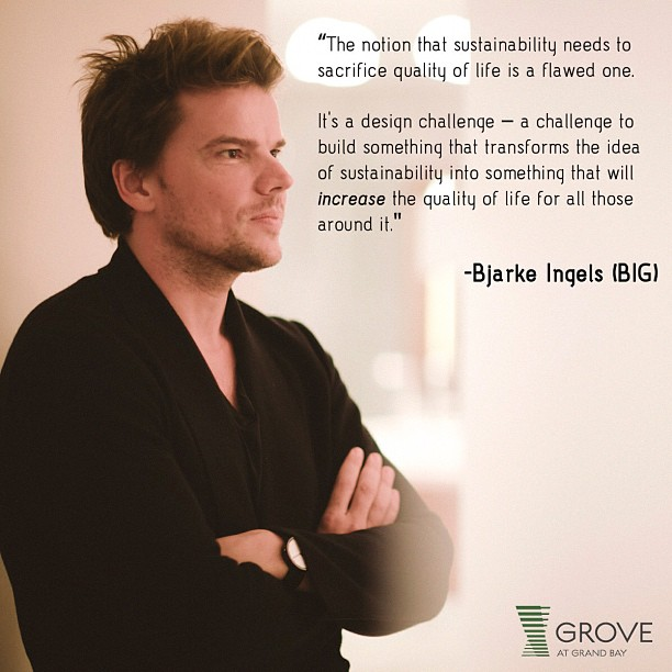 Quote Bjarke Ingels TED Talks