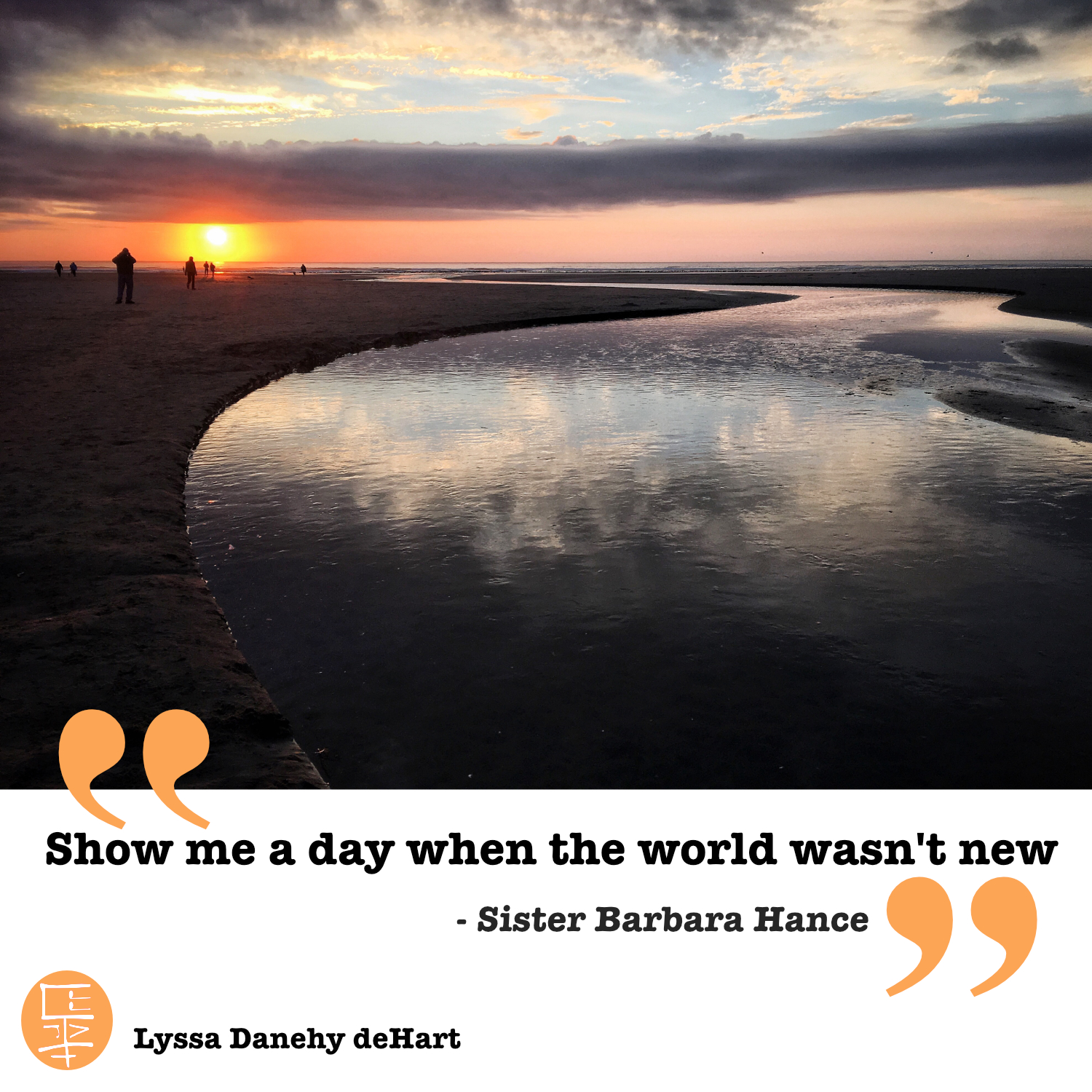 What will you do with your brand new day